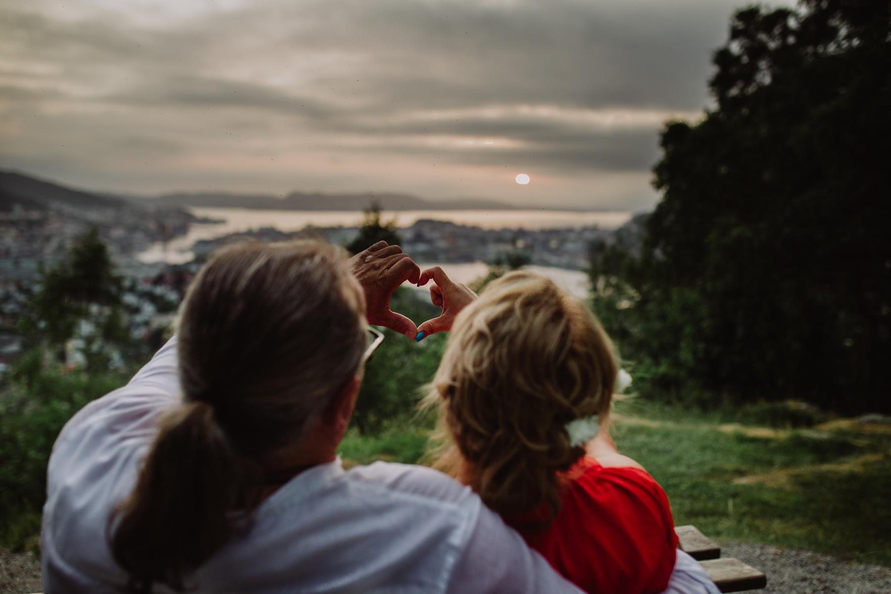 Ekteskap-fotografering